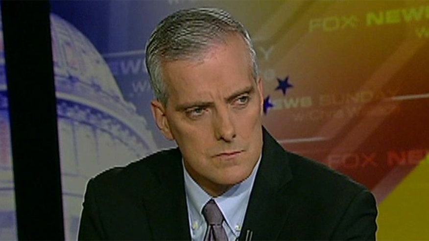 Denis McDonough on 'Fox News Sunday'
