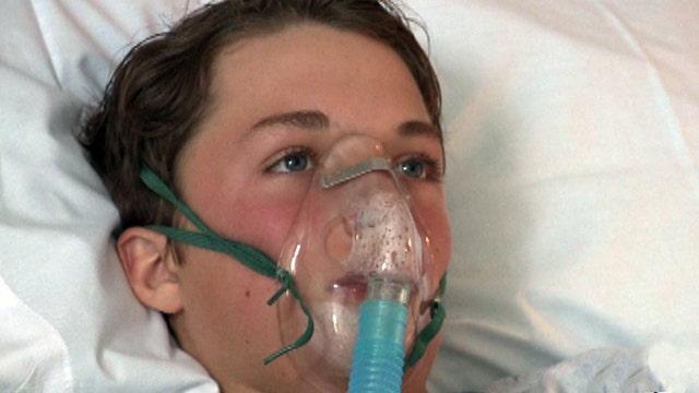 Enterovirus 68 sends hundreds of children to the hospital