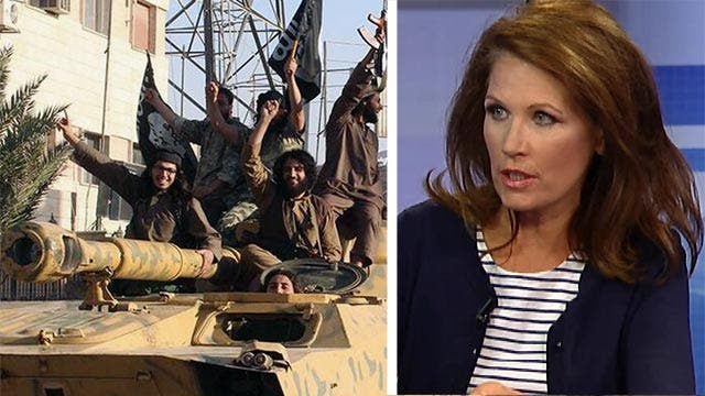 Bachmann: Intel committee has known about ISIS for 2 years