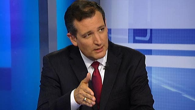 Sen. Ted Cruz: Obama operates a 'photo-op foreign policy'