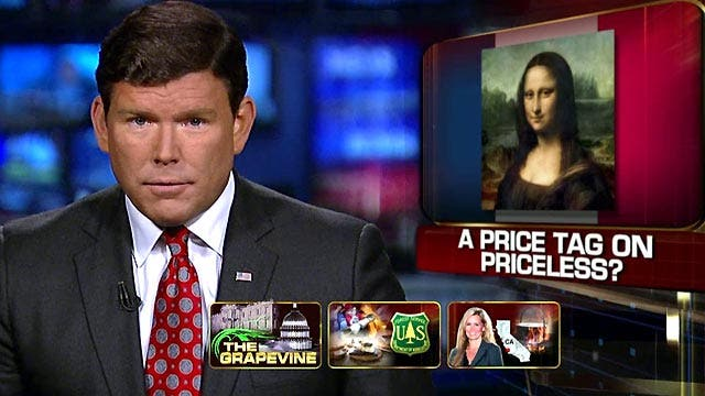 Grapevine: A price tag on the Mona Lisa?