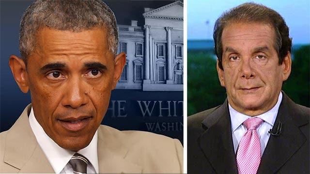 Krauthammer on Obama ISIS speech