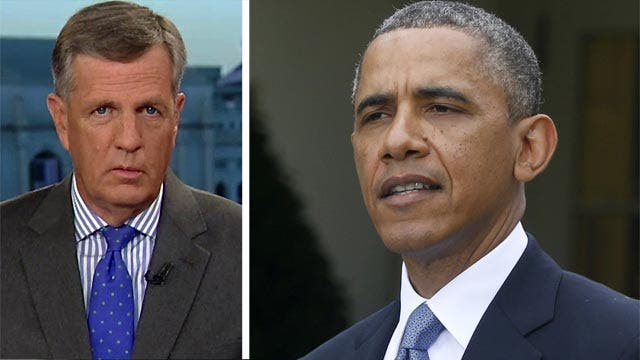 Hume: Obama foreign policy determined by what he will not do