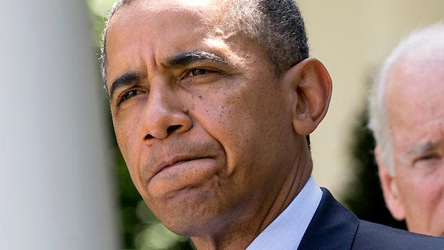 President Obama completely changes tune on ISIS strategy