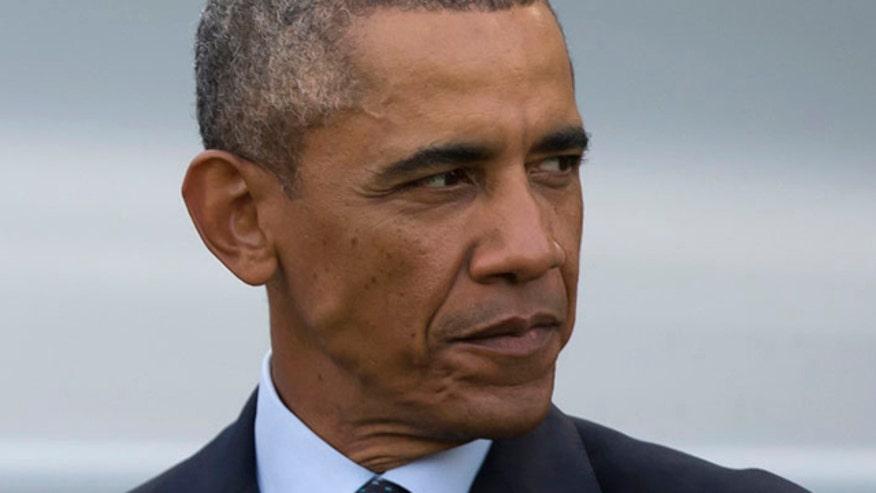 Critics slam president's 'manageable' remarks