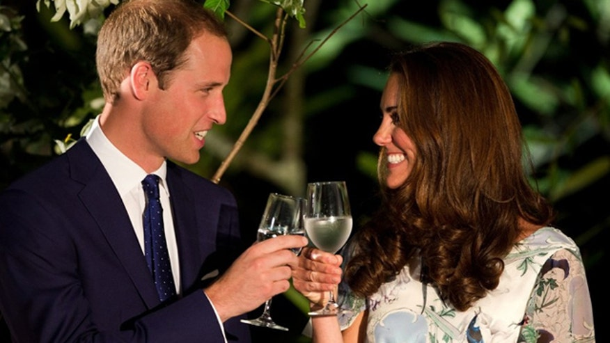 Prince William, Duchess of Cambridge expecting second child