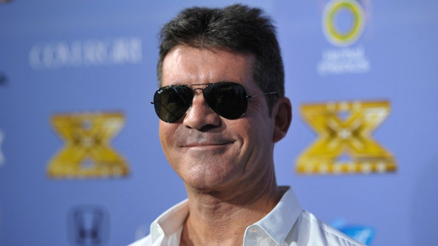 'X Factor' judge has baby on the way
