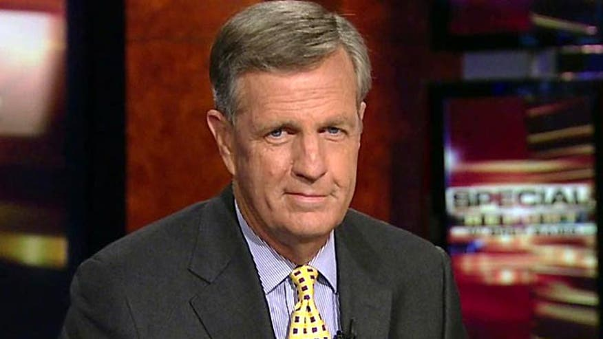 Brit Hume says Russian Proposal is a lifeline.