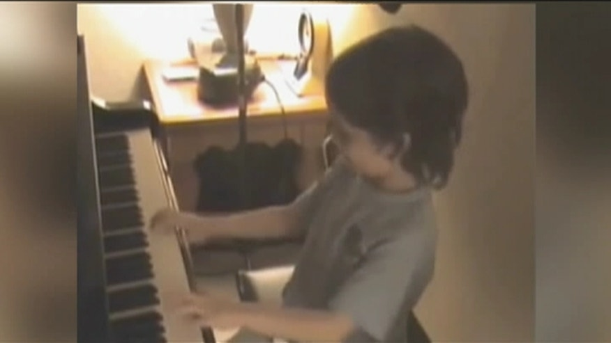 Jacob Velasquez is being dubbed the real-life baby Beethoven.