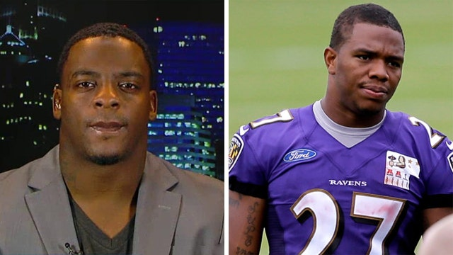 Look Who's Talking: Clinton Portis on Ray Rice video