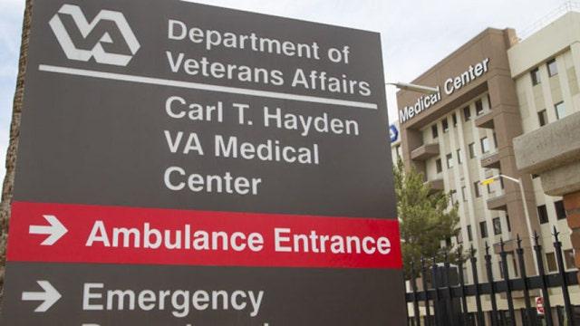 IG let Veterans Affairs officials alter report