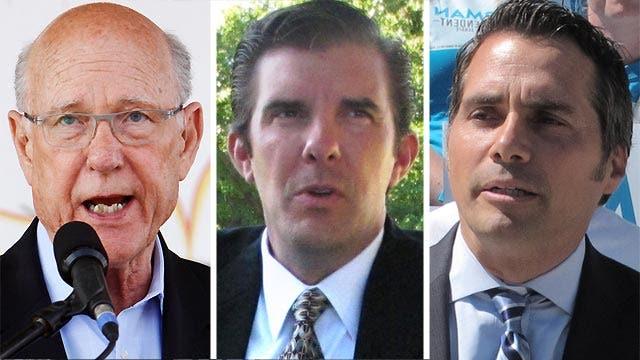 Power Play: The Race in 90 seconds - Kansas Senate Race