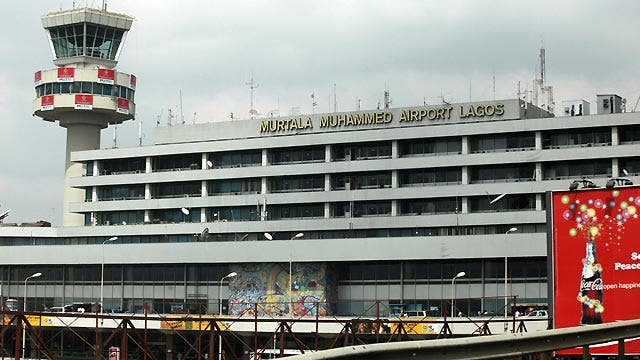 US federal air marshal attacked with syringe in Lagos airport