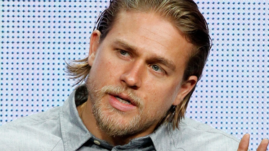 'Sons of Anarchy' star: I had a nervous breakdown