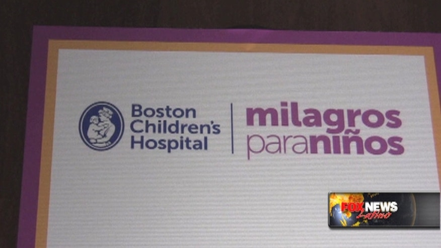 Milagros para Niños (Miracles for Children), is a initiative that focuses on offering medical services and support to hundreds of Latino families across the United States and around the world.