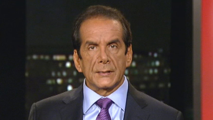 Krauthammer opines on Obama's statements