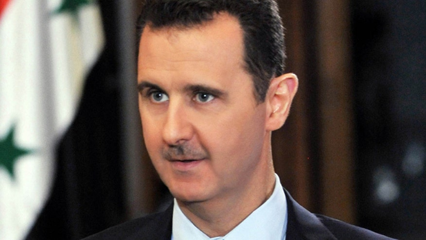 Assad reportedly accepts Russian proposal to put chemical weapons under international control