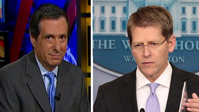 Kurtz on Carney: Just a surrogate for Obama?