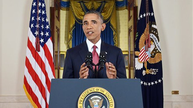 President Obama orders military campaign vs. ISIS