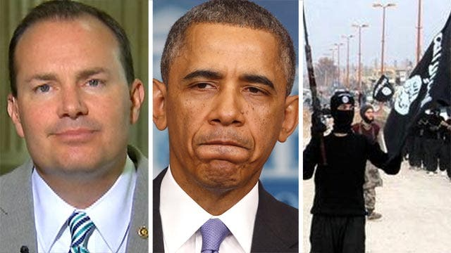 Sen. Lee on what he wants to hear from Obama on ISIS