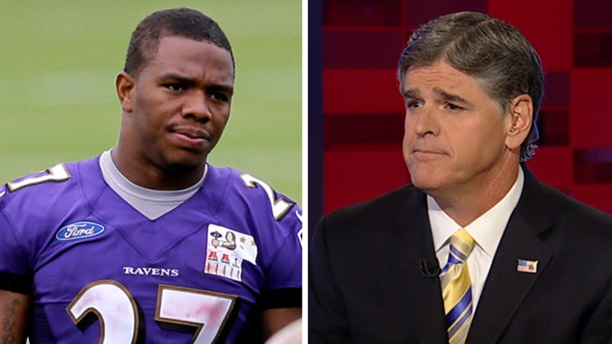 Tamara Holder and Sean Hannity on the fallout surrounding the Ray Rice scandal.
