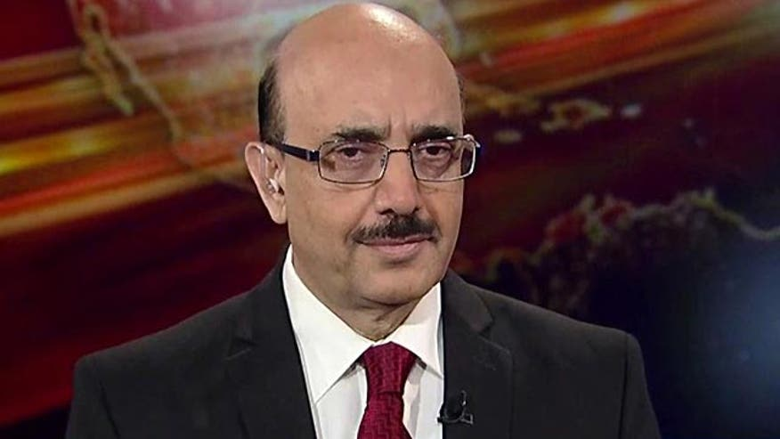 Masood Khan speaks out