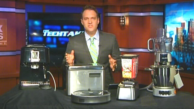 Demo: High-end household gadgets