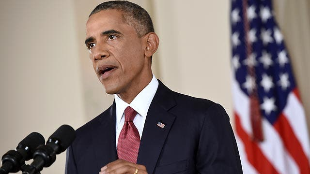 What message is Obama sending to ISIS?