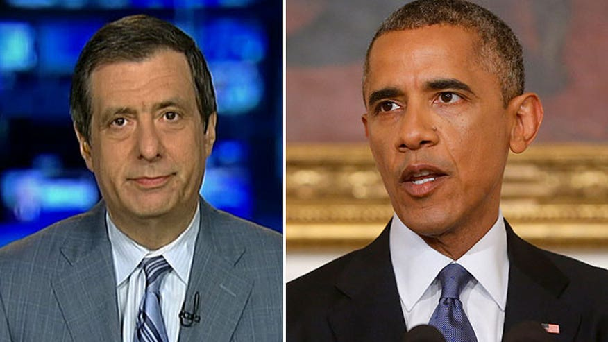 'MediaBuzz' host Howard Kurtz on Obama's prime-time address on ISIS