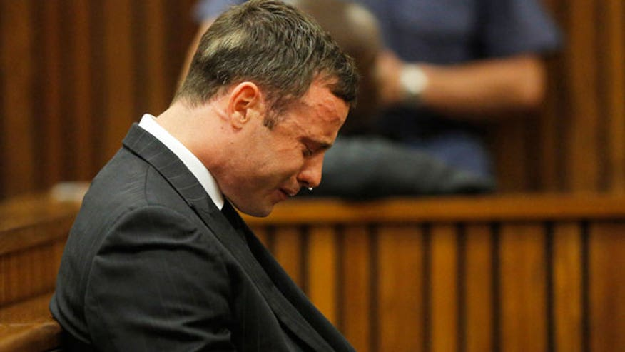 Judge rules out both premeditated murder and murder verdicts in the shooting of Reeva Steenkamp