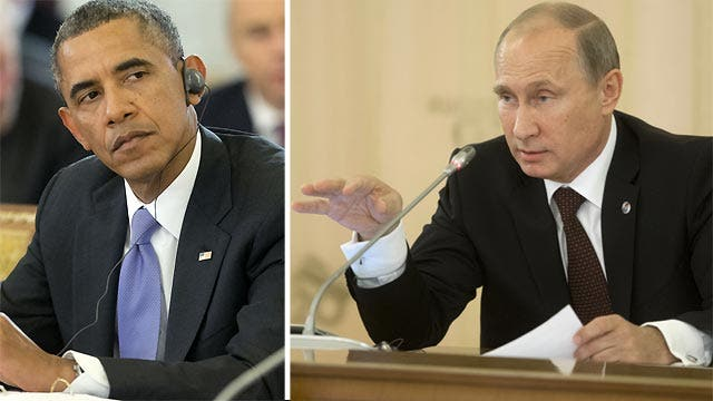 Putin lectures Obama in New York Times