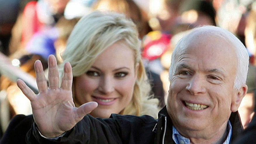 Meghan McCain on cyber bullying and her new television show
