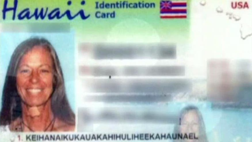 35-letter surname doesn't fit on license