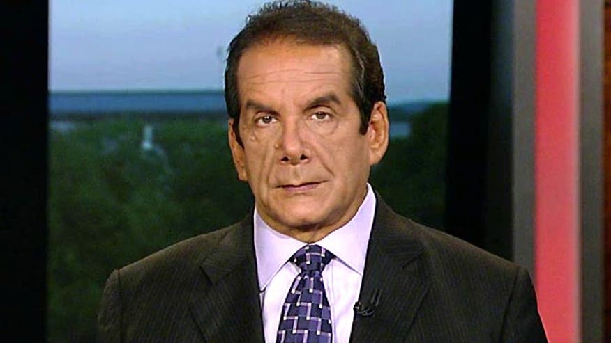 "Charles Krauthammer told viewers Thursday on ""Special Report with Bret Baier"" that Russian president Vladimir Putin's sudden annointment as a diplomatic leader in the Syrian crisis is the result of ""epically incompetent foreign policy."""