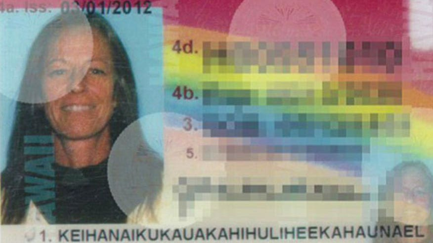 Motorist's moniker too long for license