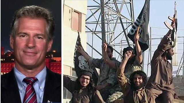 Scott Brown on threats from American terrorists