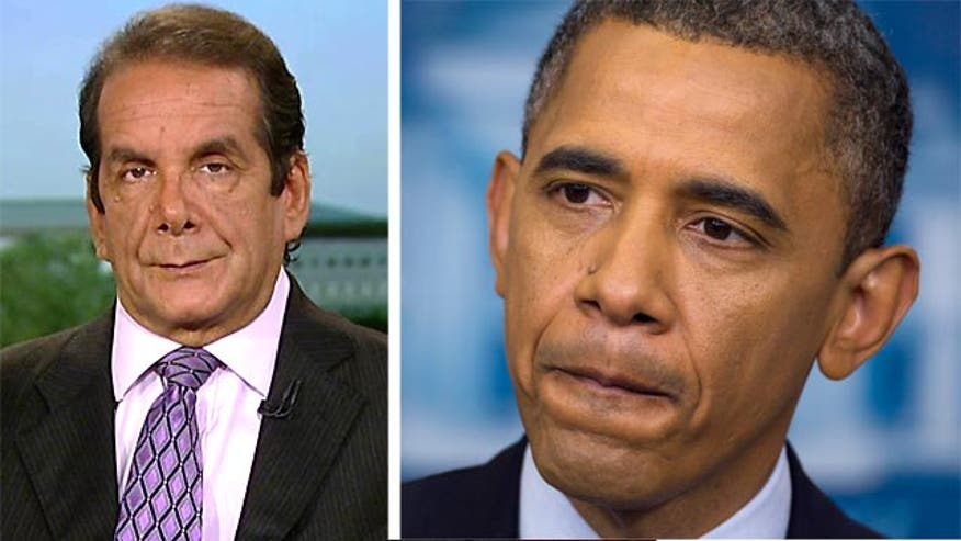 "Krauthammer: Obama immigration decision ""pure politics"""