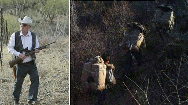 Drug cartels ruling US border regions?
