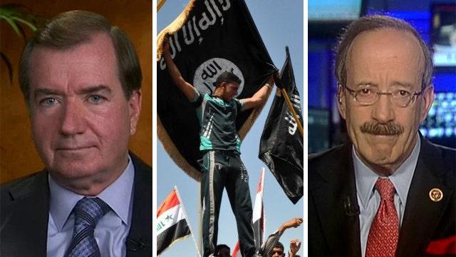 Reps. Royce, Engel debate president's plan to combat ISIS