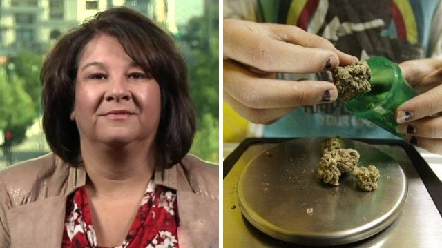 Rep. Libby Szabo on law allowing pot purchases with welfare