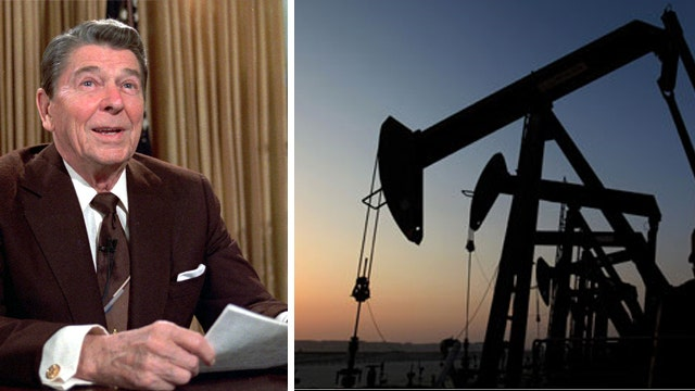 Could new Reagan-like energy plan hit ISIS, Putin?
