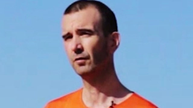 Obama condemns 'barbaric' beheading of British aid worker David Haines by ISIS