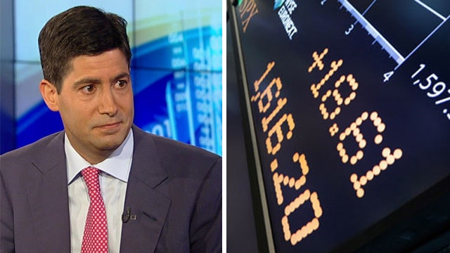 Kevin Warsh discusses strategy for economic growth