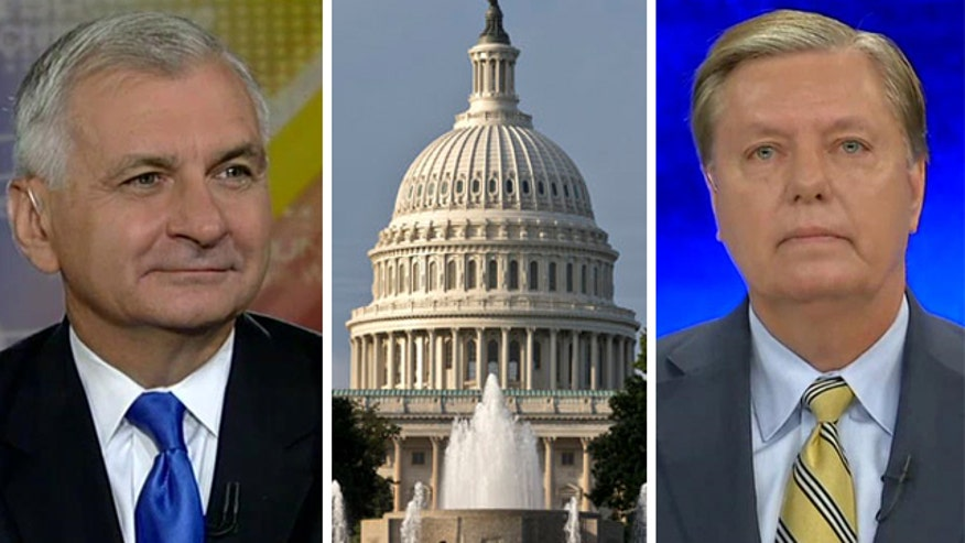 Sens. Lindsey Graham and Jack Reed weigh in