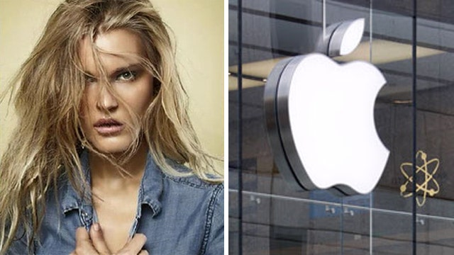 Model to sue Apple after celebrity nude photo hack
