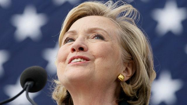 Bias Bash: Liberal media love Clinton 'campaigning' in Iowa