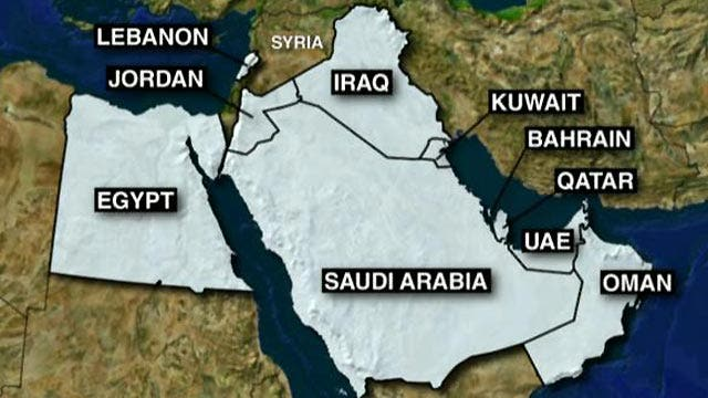WH says Arab nations offering airstrikes in Iraq, Syria
