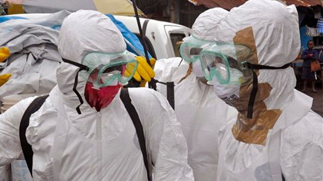 Fears of Ebola virus spreading to US mount as outbreak grows