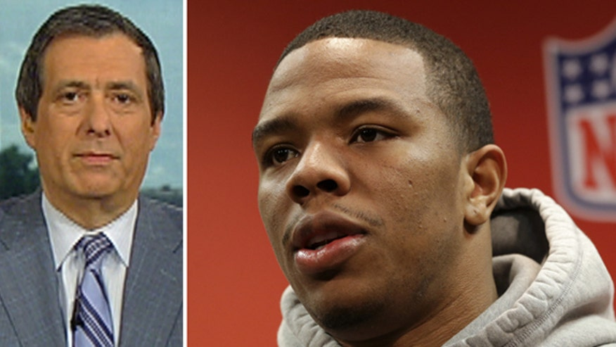 'MediaBuzz' host Howard Kurtz and Lauren Ashburn on media coverage of domestic abuse among NFL players