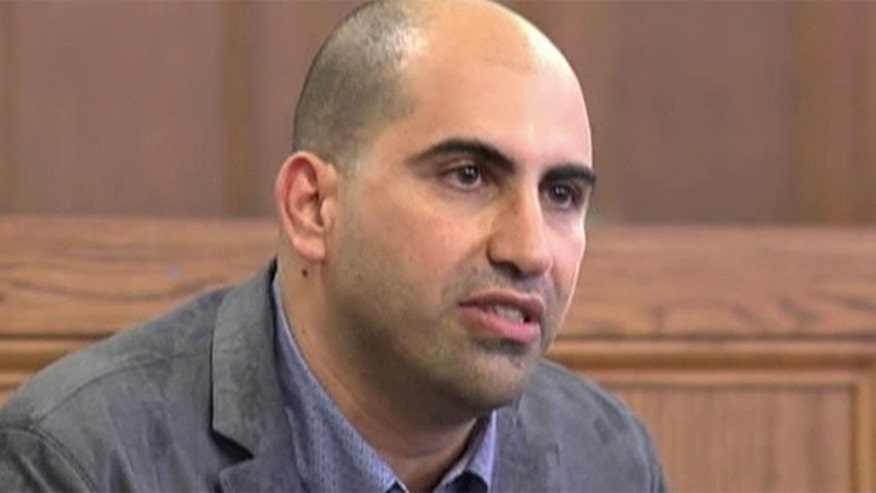 Prof. Steve Salaita says he intends to sue the university